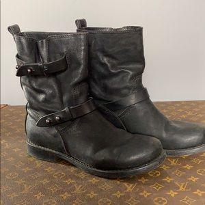 Rag & Bone Black Moro Boots 9.5